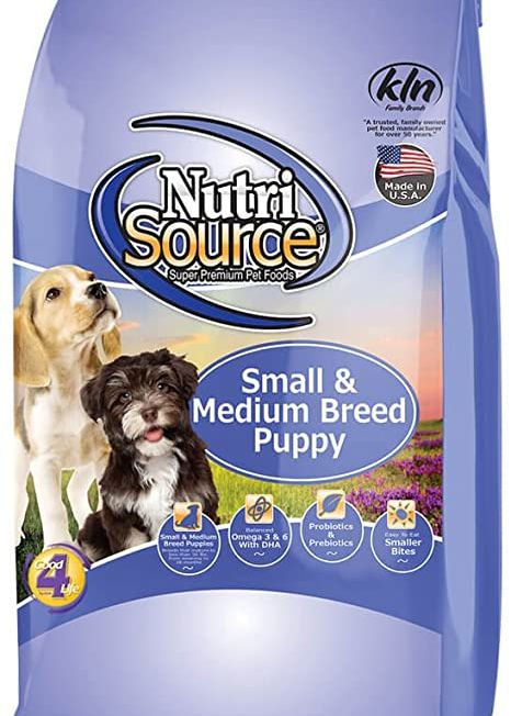 Nutrisource Small puppy