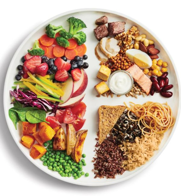 2019 Eat a variety of healthy foods every day