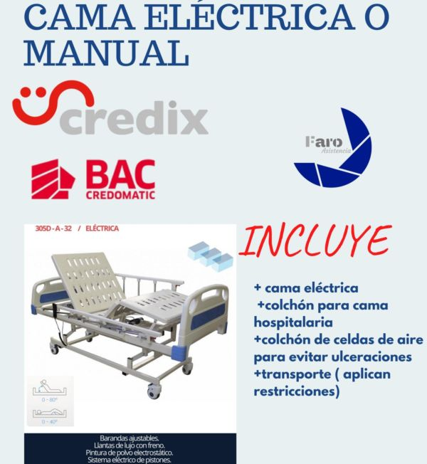 Blue and Red Health Icons Medical Conference Poster (2)