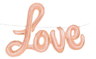 GLobo_Metalico_Love_Oro_Rosa_Party_Time_Heredia